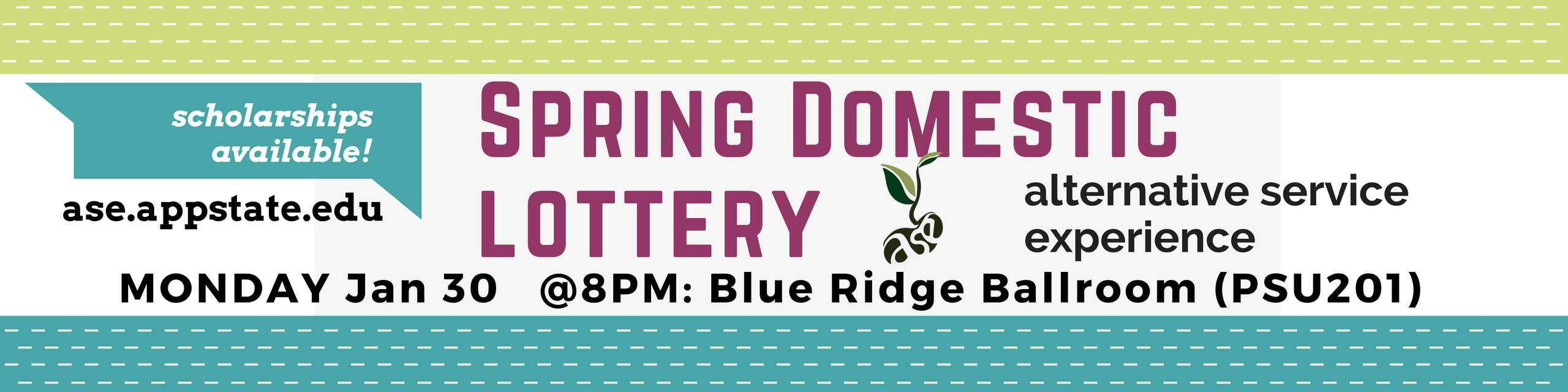 Website Banner Domestic Lottery