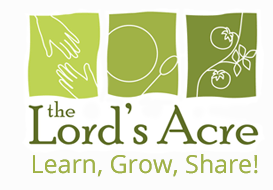 The Lord s Acre logo